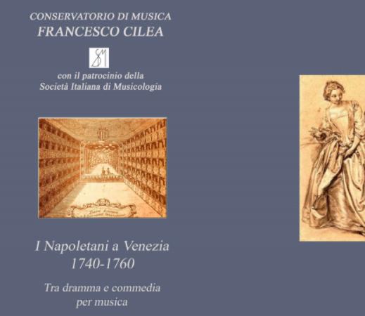 I Napoletani a Venezia. 1740-1760. Tra dramma e commedia per musica